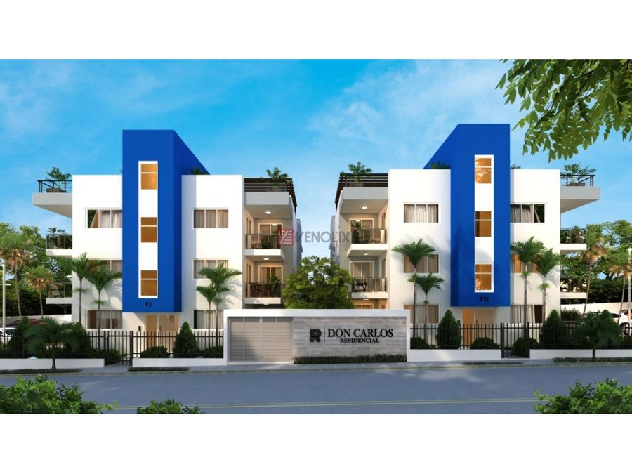 residencial don carlos bloque m