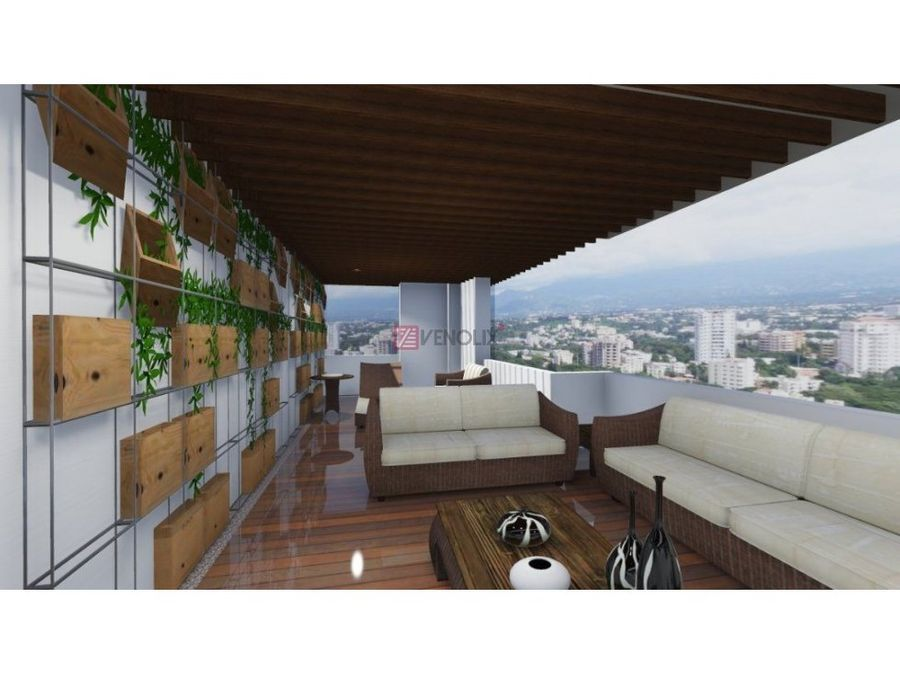 torre altezza tipo penthouse