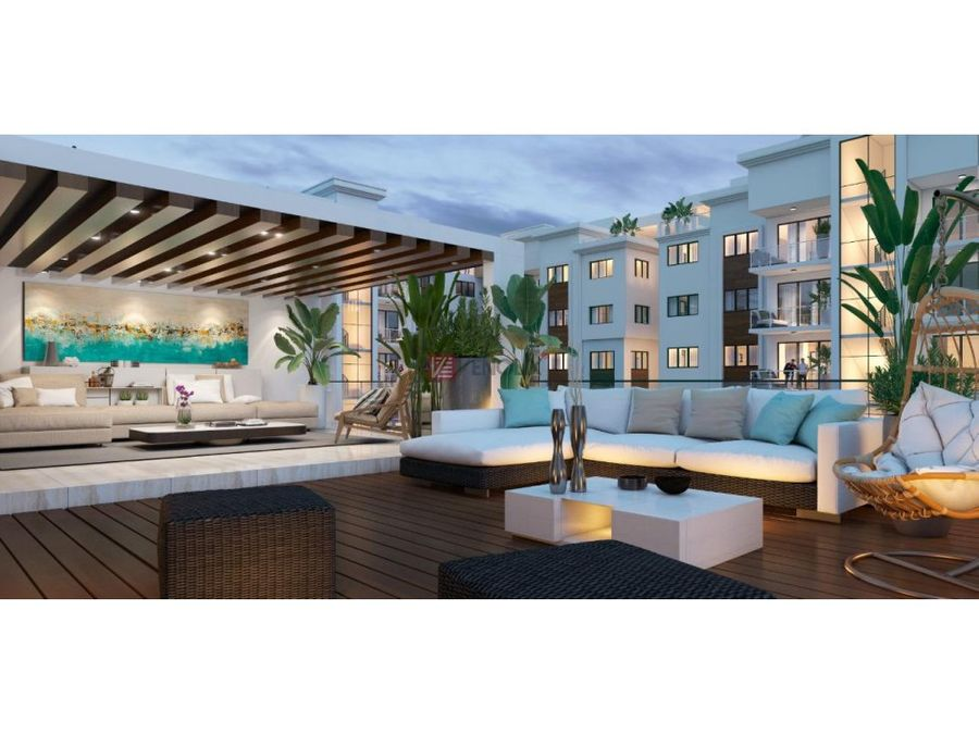 residencial rosmary v bloques k penthouse