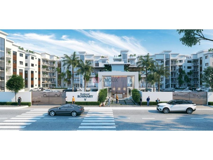 residencial rosmary v bloques d penthouse