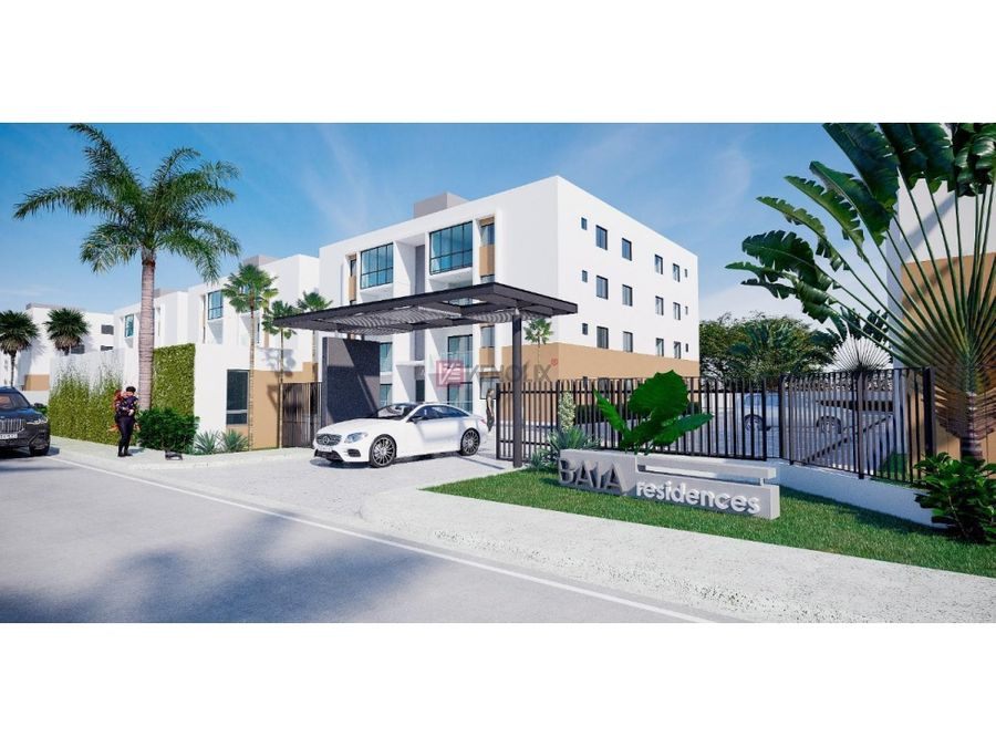 baia residences tipo d
