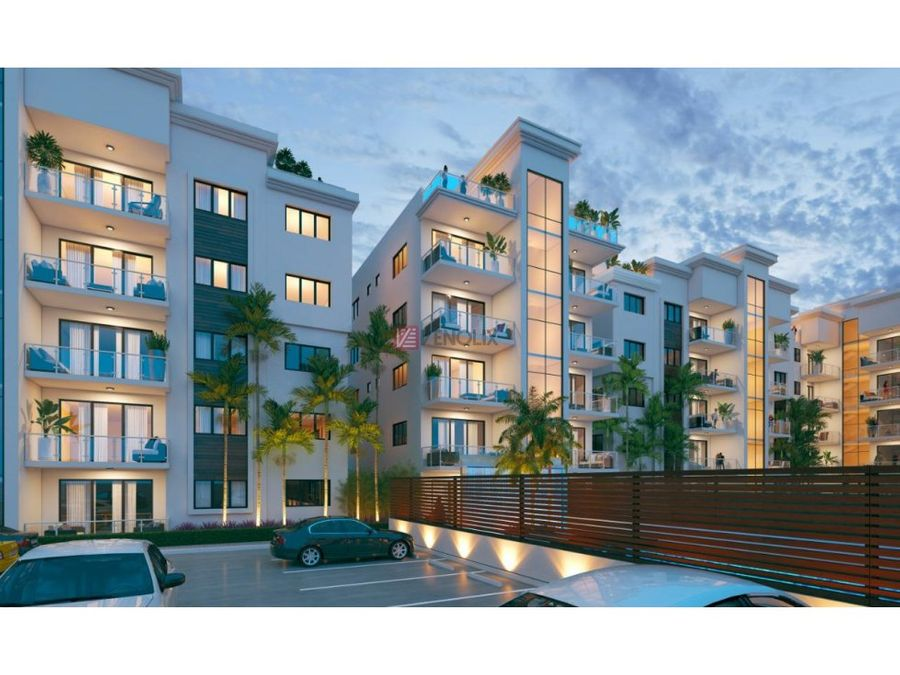 residencial rosmary v bloques i penthouse