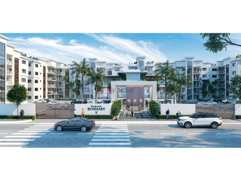 residencial rosmary v bloques g penthouse