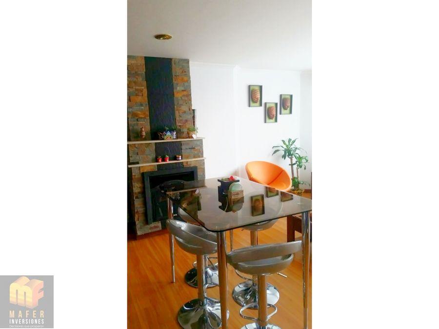 vendo apartamento en bella suiza mf0030
