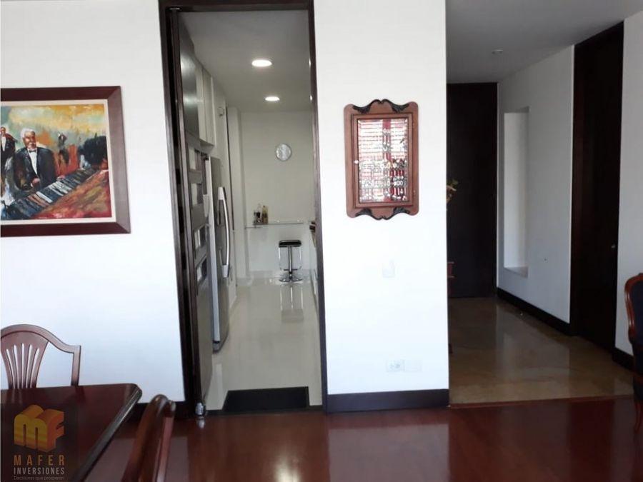 venta apartamento santa barbara mf212