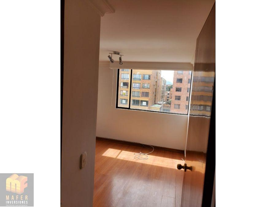 arriendo apartamento santa barbara mf157