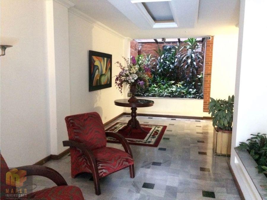 venta apartamento santa barbara mf64
