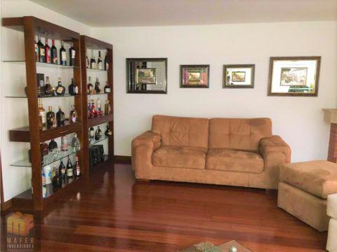 venta hermoso apartamento lagos de cordoba mf120