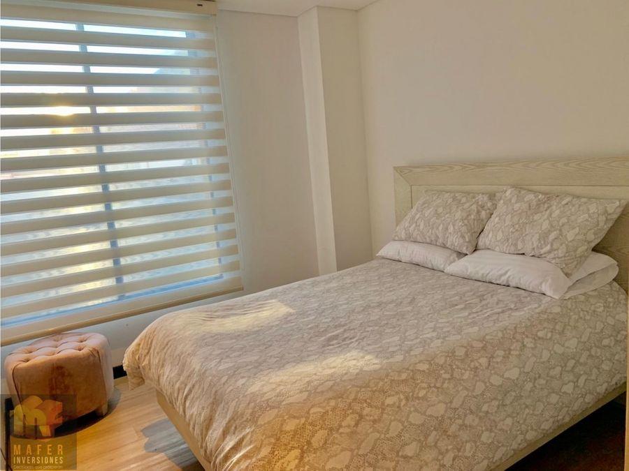 venta apartamento rincon del chico mf182