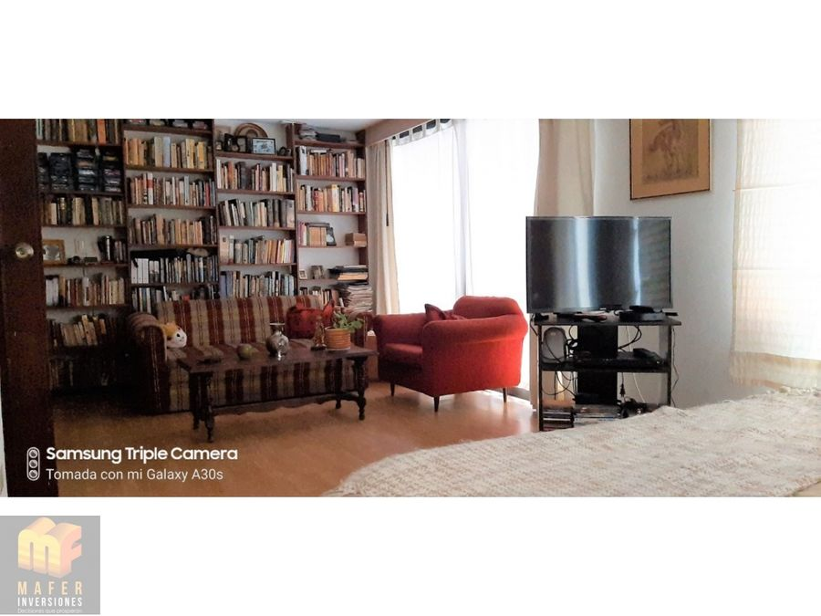 venta apartamento santa barbara mf168