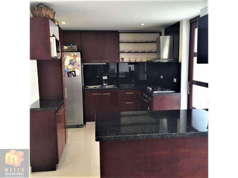 venta apartamento santa barbara mf218