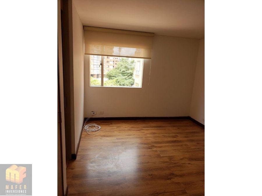 vendo apartamento en cedritos mf 72