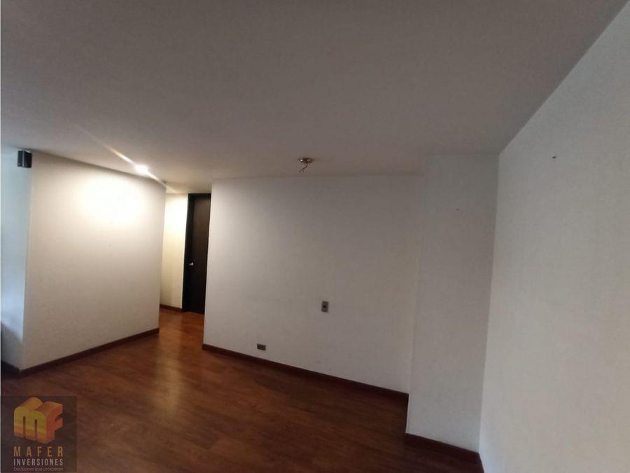 venta apartamento cedritos mf187