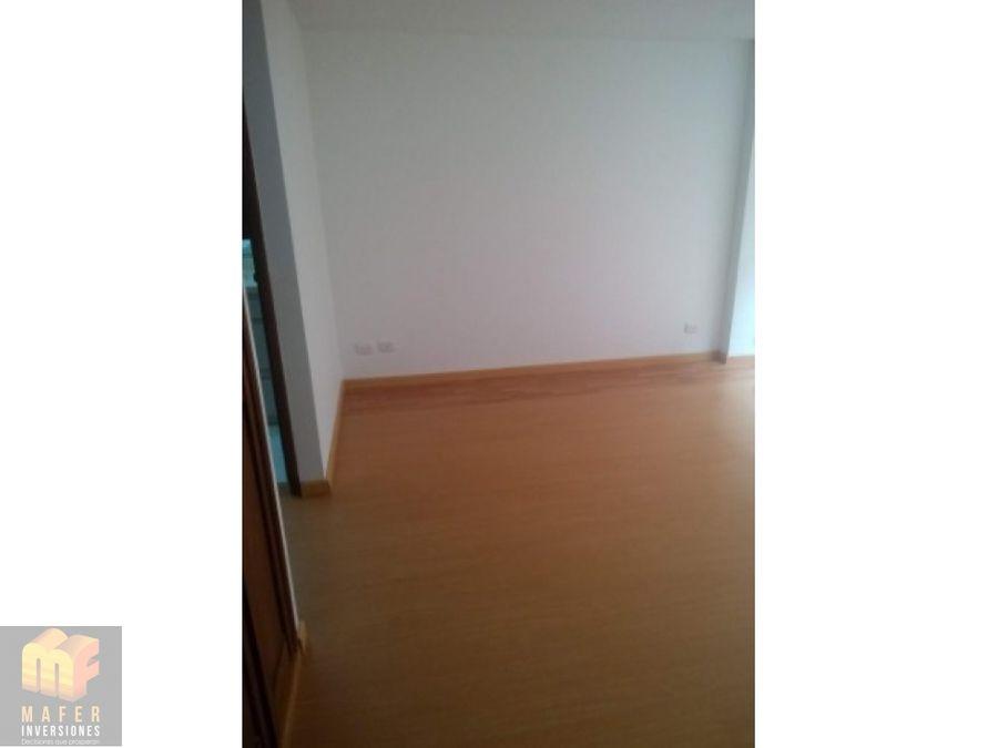 venta arriendo apartamento rincon del chico mf146