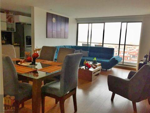 venta apartamento en colina campestre mf002