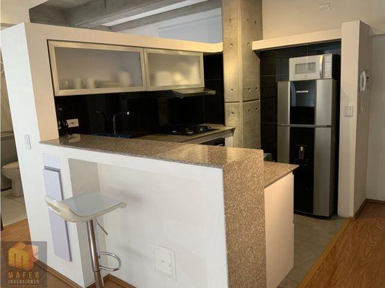 arriendo apartamento amoblado o sin muebles en san patricio 09
