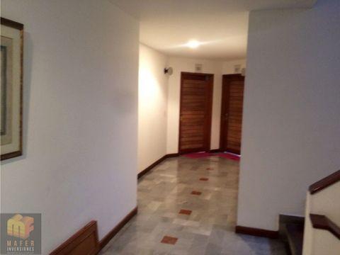 venta apartamento santa barbara mf 64