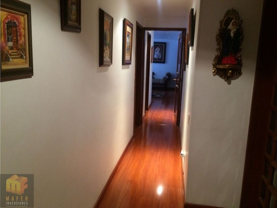 venta arriendo apartamento santa barbara mf65