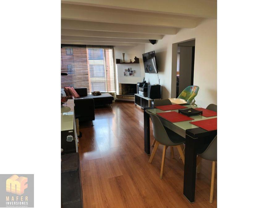 venta apartamento cedritos mf159