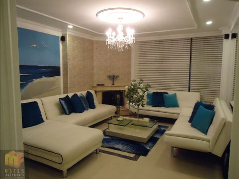 venta apartamento santa barbara mf160