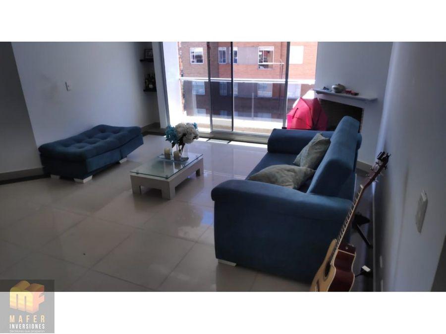 venta apartamento cedritos mf158