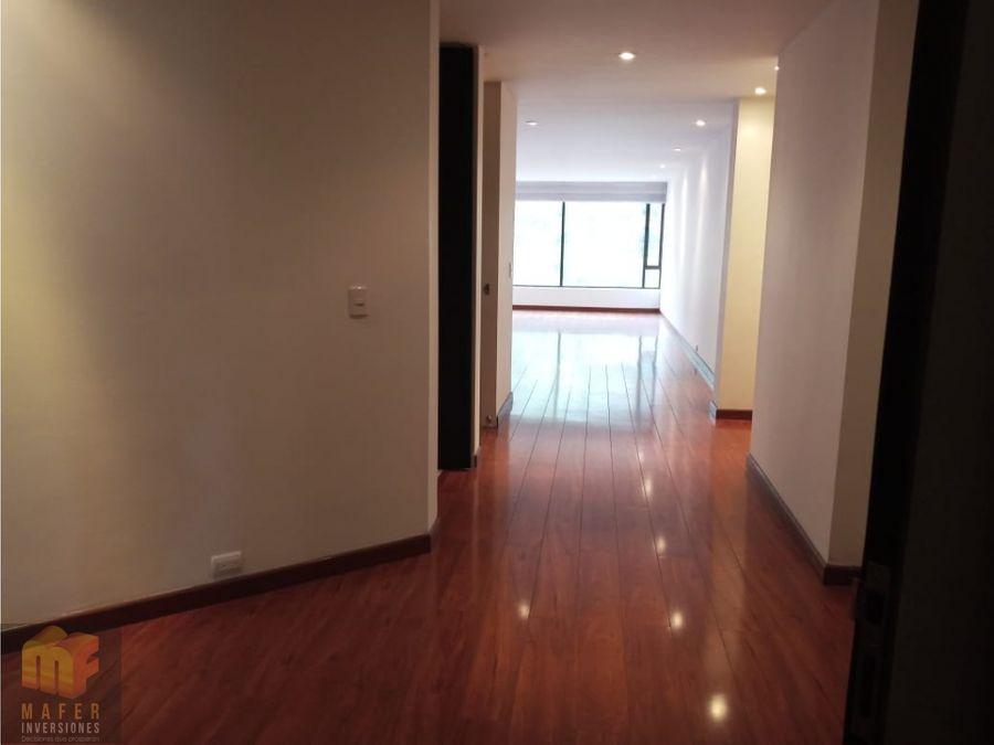 vendo apartamento rosales mf37