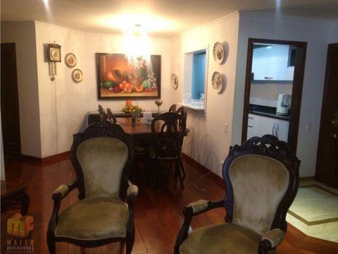 venta apartamento santa barbara mf65