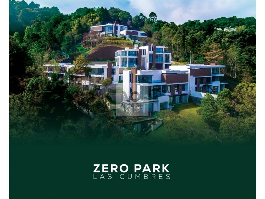 casazero park las cumbres zona 16 casa 8