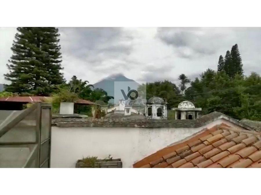 casa del casco antigua guatemala