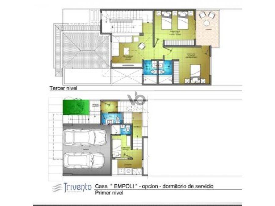proyecto casas trivento 10 en venta