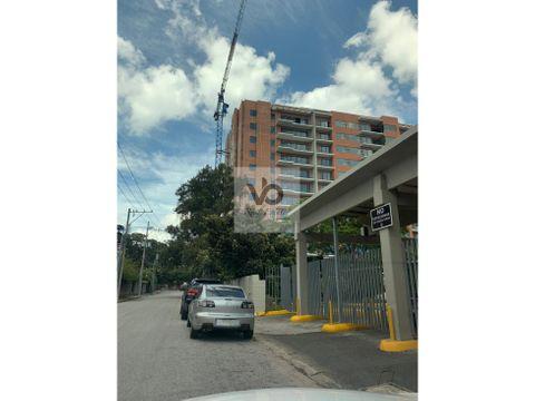 apartamentos edificio zona 10 en desarrollo