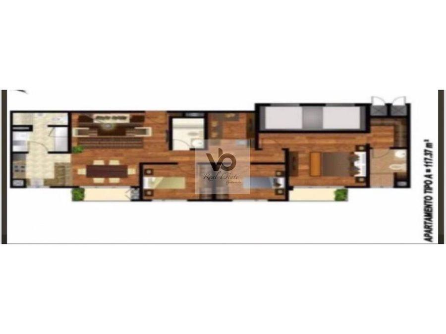 apartamento condado la villa zona 14