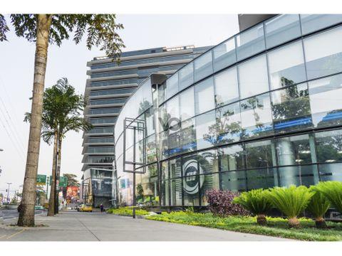 oficinas en design center zona 10 venta o renta