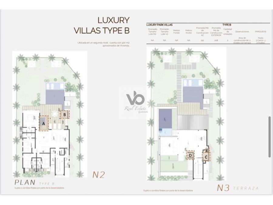 brisas juan gaviota fase 2 luxury park villas lv65