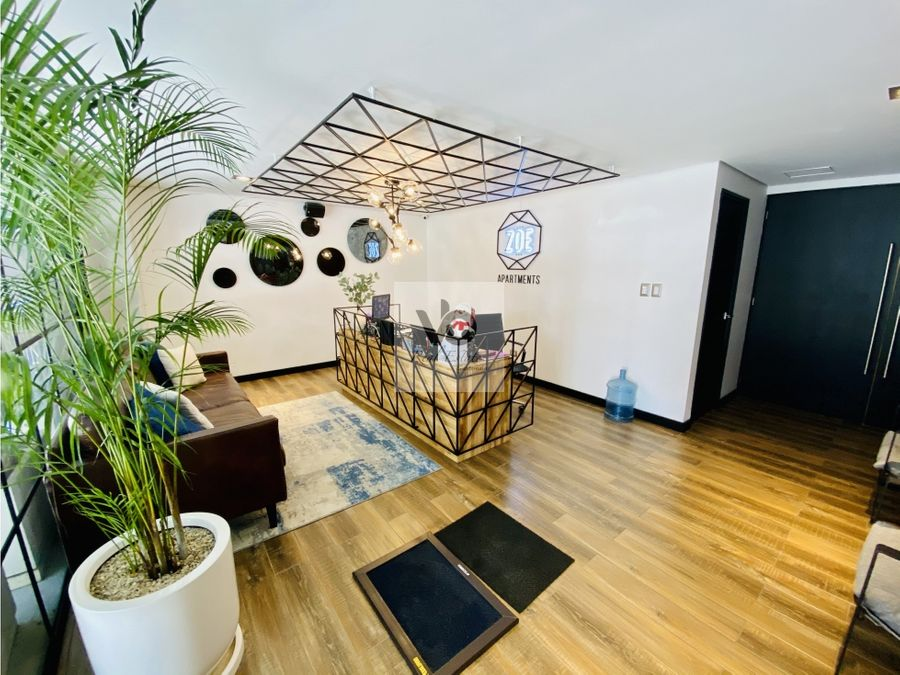 apartamento zoe zona 14