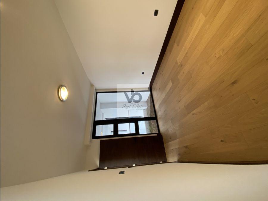 apartamento zen cayala zona 16