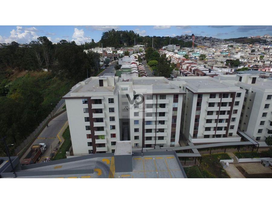 apartamento en venta edificio vertical zona 13