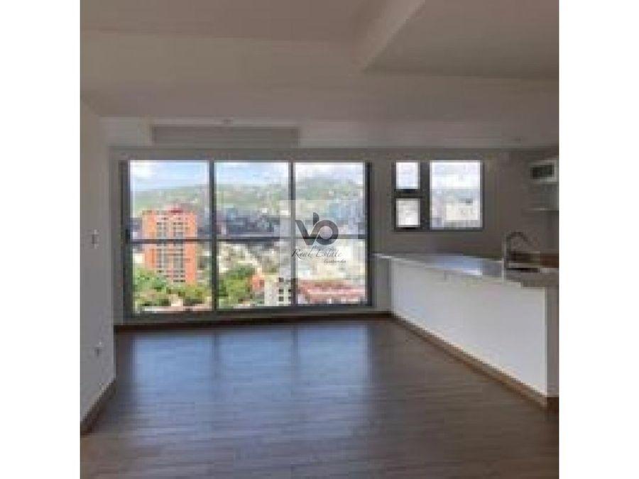 apartamento city haus zona 10