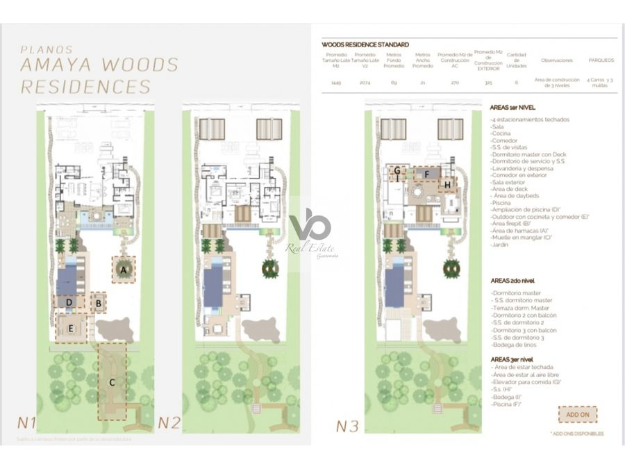 brisas juan gaviota fase 2 amaya woods residences