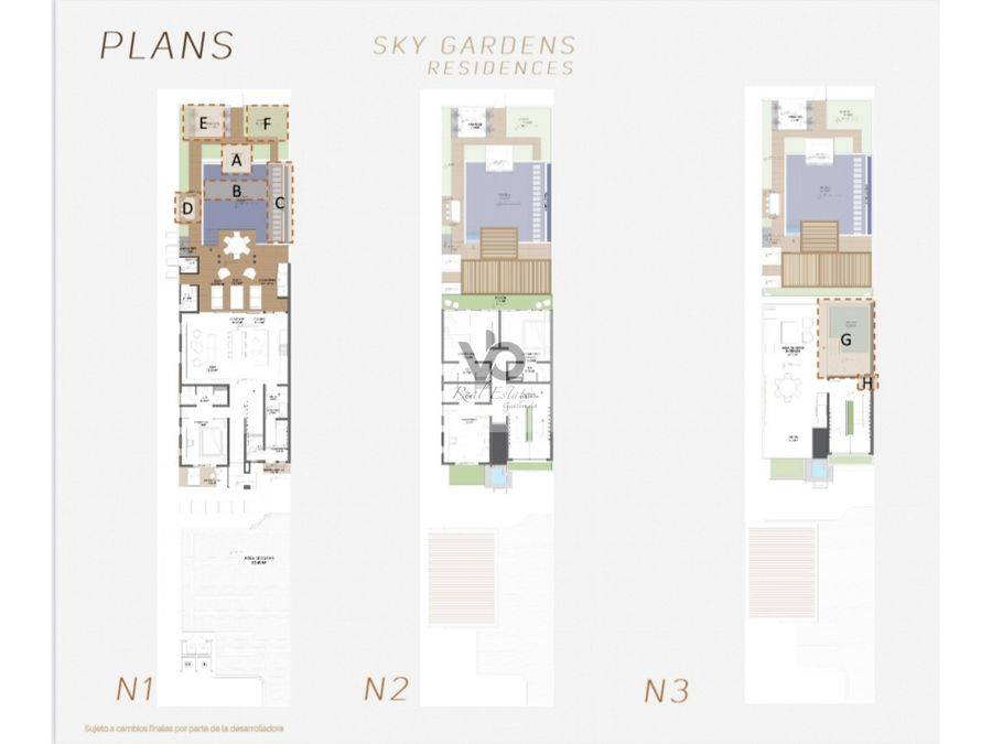 brisas juan gaviota fase 2 sky garden residences
