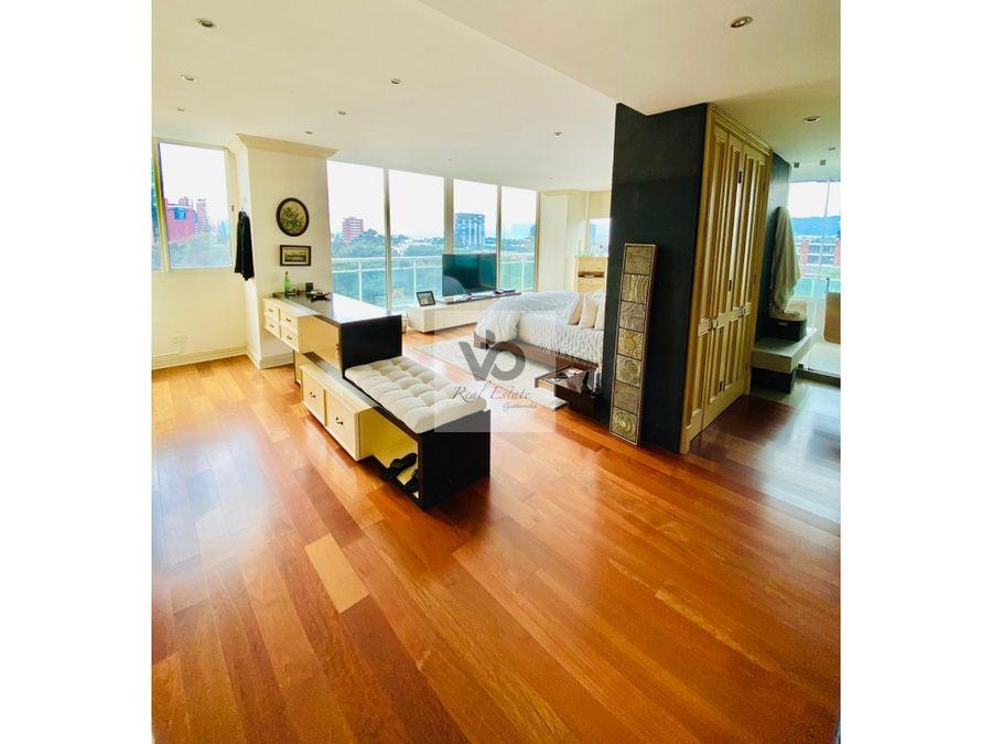 apartamento edificio villa risho zona 14