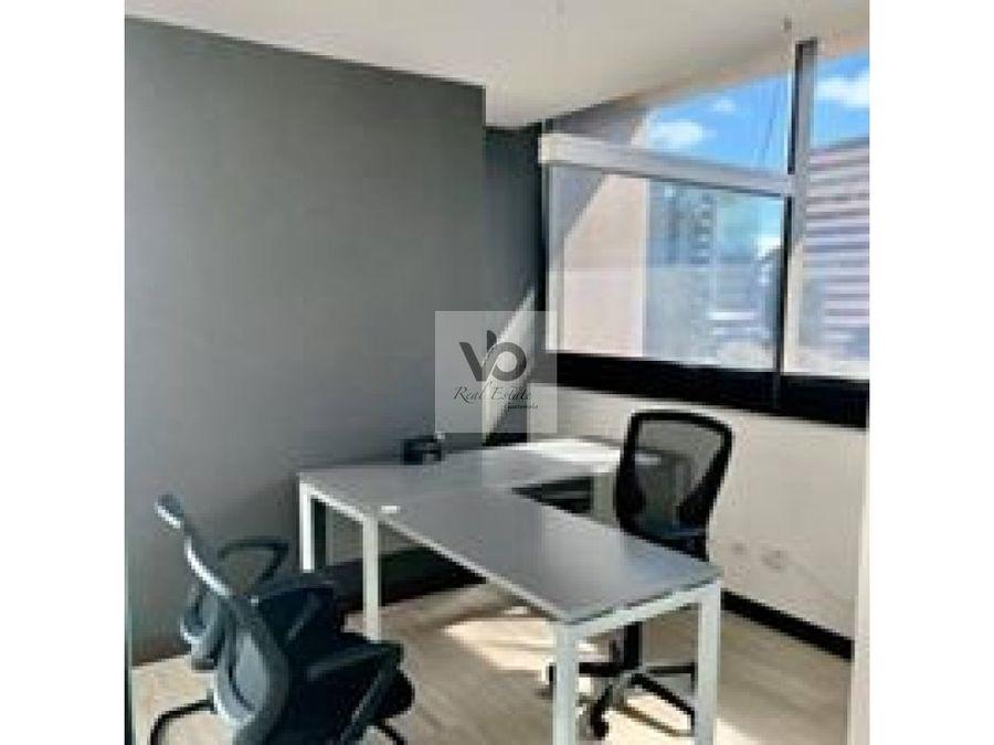 oficina en edificio piale zona 10