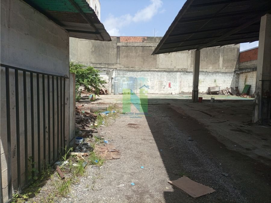 terreno en alquiler calle 40 barquisimeto