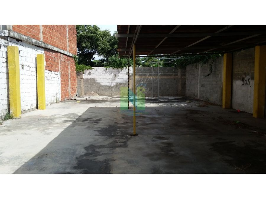 terreno en alquiler calle 38 con carrera 15 barquisimeto