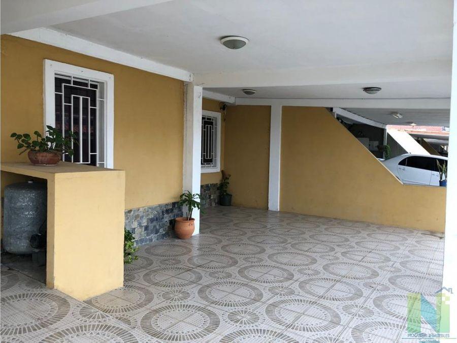 casa en venta en urb la mora cabudare