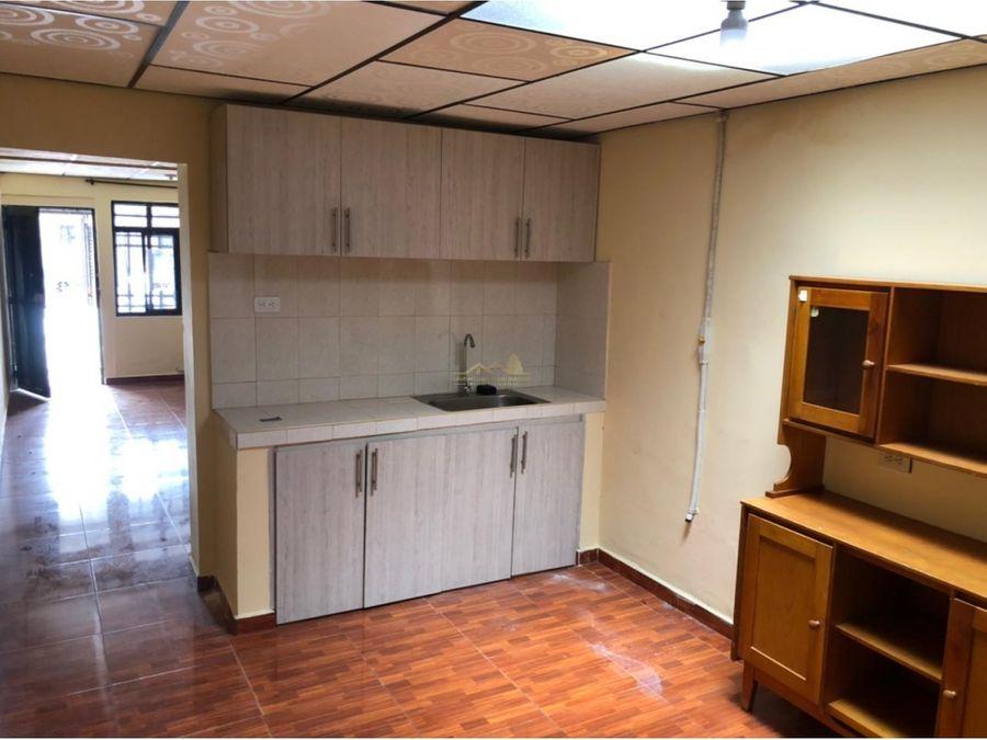 apartaestudio en alquiler armenia barrio belen