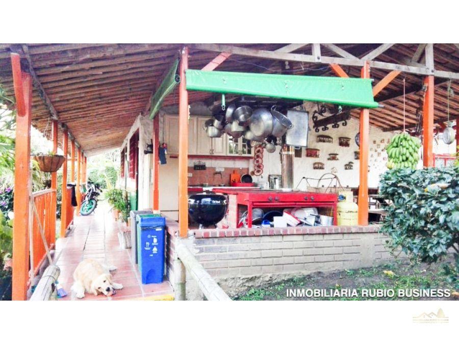 venta de finca en alcala valle via hacia quimbaya quindio
