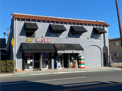 venta de edificio de uso mixto california eeuu