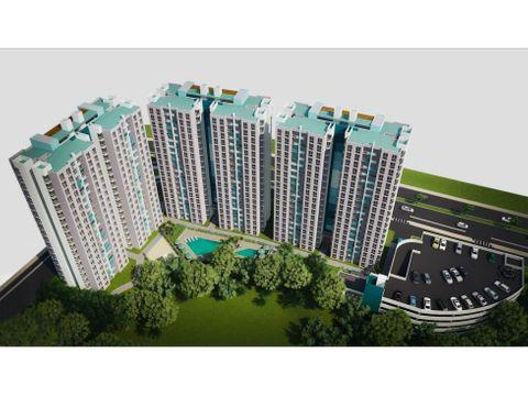 nuevo proyecto de apartamentos vis ph monte azul en armenia quindio