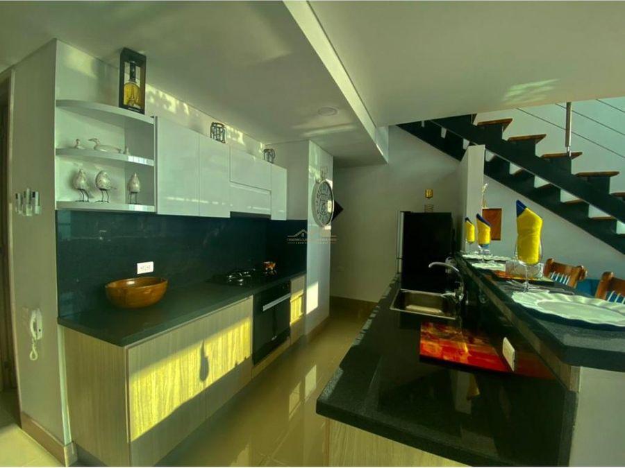 alquiler espectacular apartamento en cartagena colombia